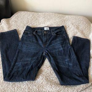 Hudson dark denim jeans